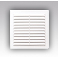 Решетка 1825Р разъемная вентиляционная с сеткой 183х253