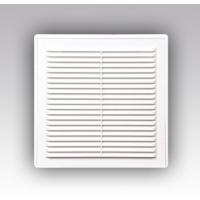 Решетка 2121Р разъемная вентиляционная с сеткой 208х208