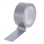 Скотч ТПЛ, серый  40мм*50м, хозлента армированная