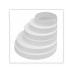 Соединитель универсальный ПУ16.15.12,5.12.10.8, эксцентриковый для круглых воздуховодов