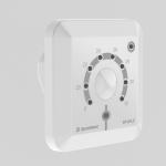 Терморегулятор ТР-01.2 ВП, внутр.монтаж, кноп.рег.+5°С...+35°С