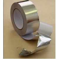 Скотч алюминиевый/фольгированный  50мм*25м, +150°С