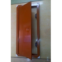Люк металлический 15*40 ЛМ, на магните 200*500мм (цветной)