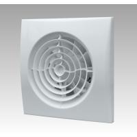 Вентилятор AURA 4C (D=100, V=90m3/h) с обр. клапаном, малошумящий 25дБ
