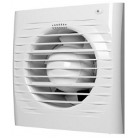 Вентилятор ЭРА 5S HТ (D=125, V=183m3/h), датчик влажн., эл.таймер