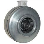 Вентилятор канальный MARS GDF 160 (D=160, V=654m3/h), центробежный приточно-вытяжной, стальной