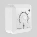 Терморегулятор ТР-01.4 П, накладной, кноп.рег.+5°С...+40°С