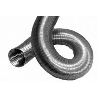 ВА 135*3,0м, Воздуховод гибкий алюминиевый гофрированный