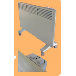 Обогреватель-конвектор 1,5 кВт с механическим термостатом, Теплофон МТ ЭВУАС