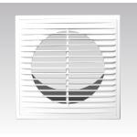Решетка с фланцем 1515П10Ф, вентиляционная разъемная