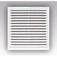 Решетка 1515РР разъемная вентиляционная 150х150