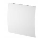 Лицевая панель 100 PEB, белый ESCUDO, пластик, Awenta