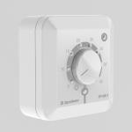 Терморегулятор ТР-03.1 В, накладной, вращ.рег.+5°С...+40°С