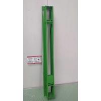 Щелевая решетка АДЛ 520x48(1) размер строит.проема LxH, мм (кол-во щелей), RAL 6018, светло-зеленый