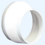 Соединитель 1012,5РЭП, эксцентриковый круглых воздуховодов D100/125