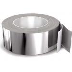 Скотч фольгированный  48мм*50м, (алюминиевая лента, +150°С)